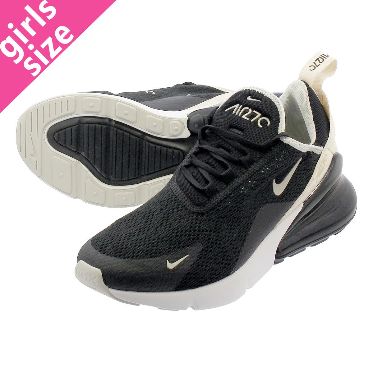 edcf689ded ... NIKE WMNS AIR MAX 270 Nike women Air Max 270 BLACK/LIGHT BONE ah6789-  ...
