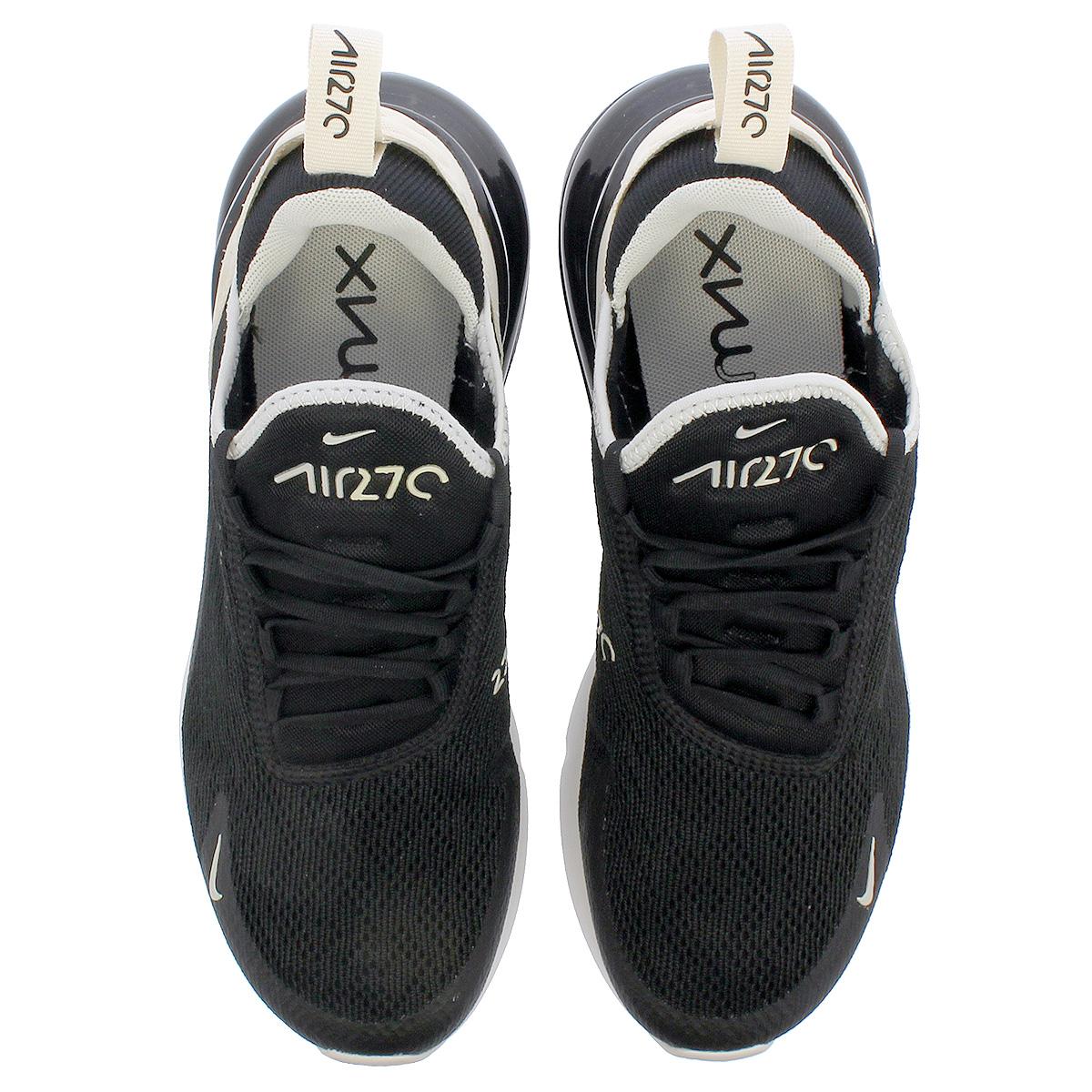 new arrival 7bef3 f1258 NIKE WMNS AIR MAX 270 Nike women Air Max 270 BLACK/LIGHT BONE ah6789-010