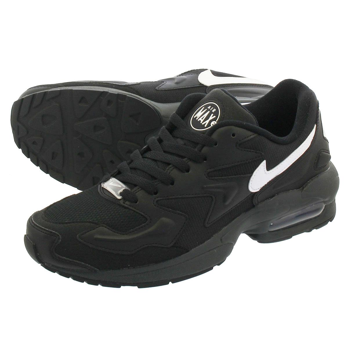 Nike Air Max 2 Light (Black Grey)