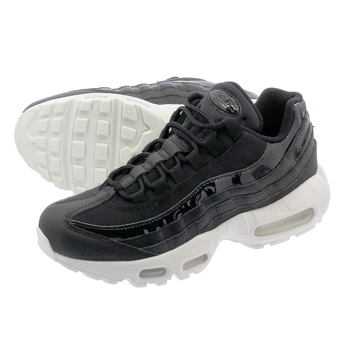 1324259321 LOWTEX PLUS: NIKE WMNS AIR MAX 95 SE Nike women Air Max 95 SE BLACK ...