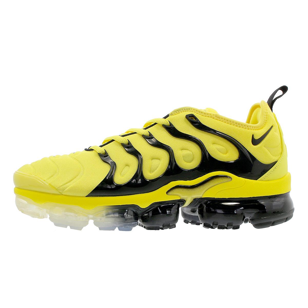 innovative design 740c4 0aa63 NIKE AIR VAPORMAX PLUS Nike vapor max plus YELLOW/BLACK bv6079-700