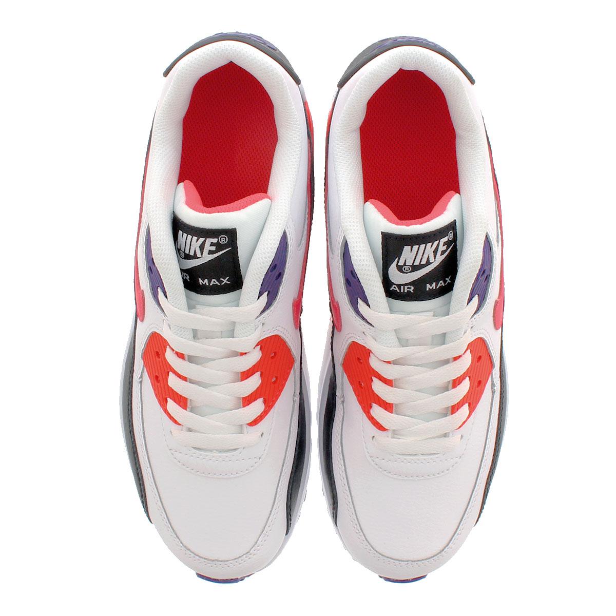 833412 117 Nike Air Max 90 LTR (GS) WhiteBright