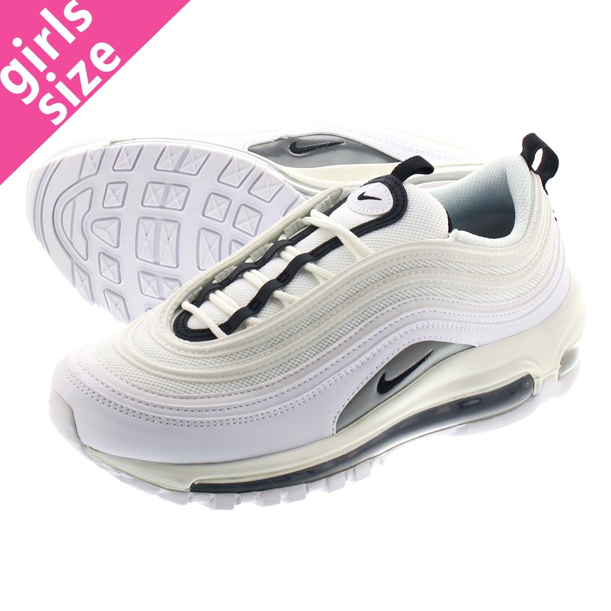 2dcbefa2b5 NIKE WMNS AIR MAX 97 Nike women Air Max 97 WHITE/BLACK/SUMMIT WHITE ...