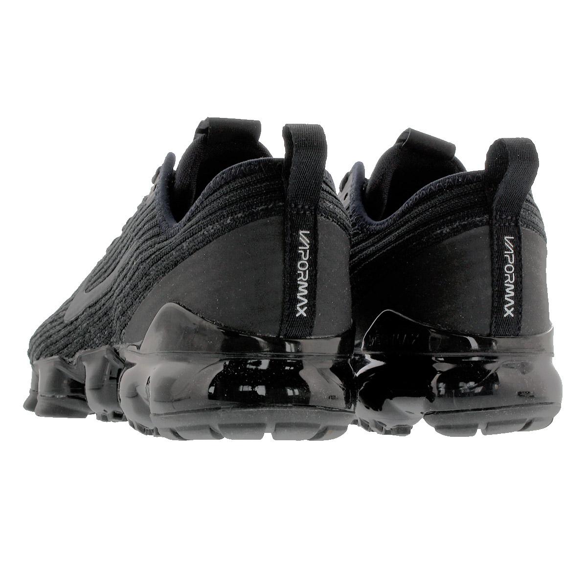 NIKE AIR VAPORMAX FLYKNIT 3 GS Nike air vapor max fried food knit 3 GS BLACKANTHRACITE bq5238 001