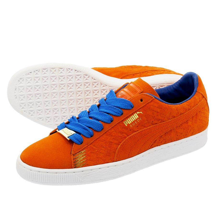 Puma Suede Classic NYC/Orange DeWHyZW