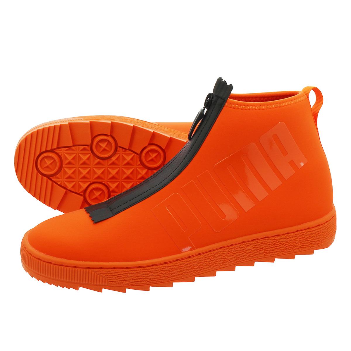 PUMA BASKET BOOT ANR プーマ バスケット ブーツ ANR SCARLET IBIS 366535-01