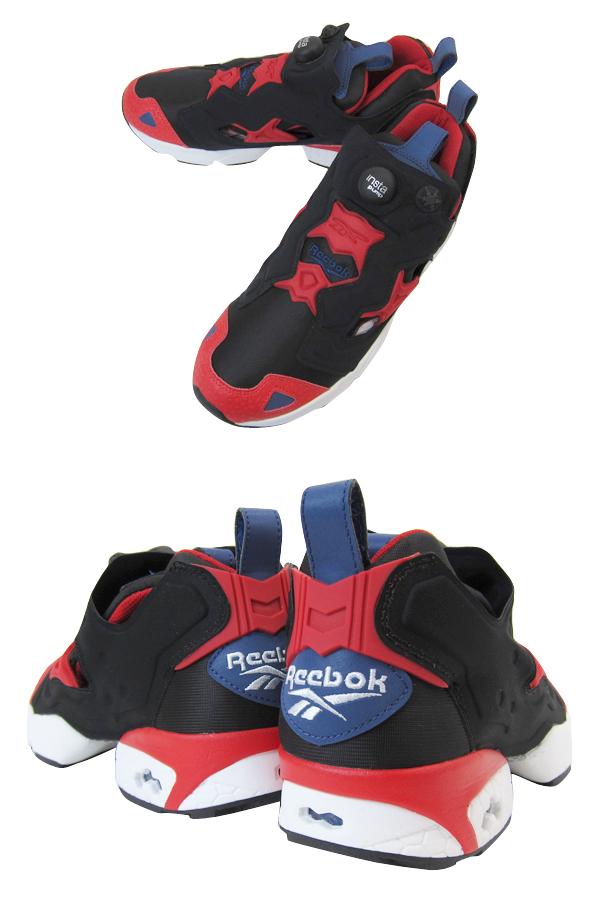 Reebok PUMP FURY Reebok pump fury BLACK/RED
