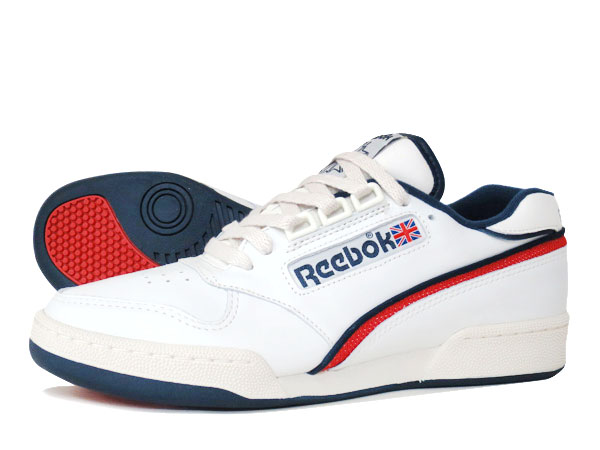 Reebok ACT 600 85 Reebok ACT 600 85 CHALK/WHITE/RED/NAVY