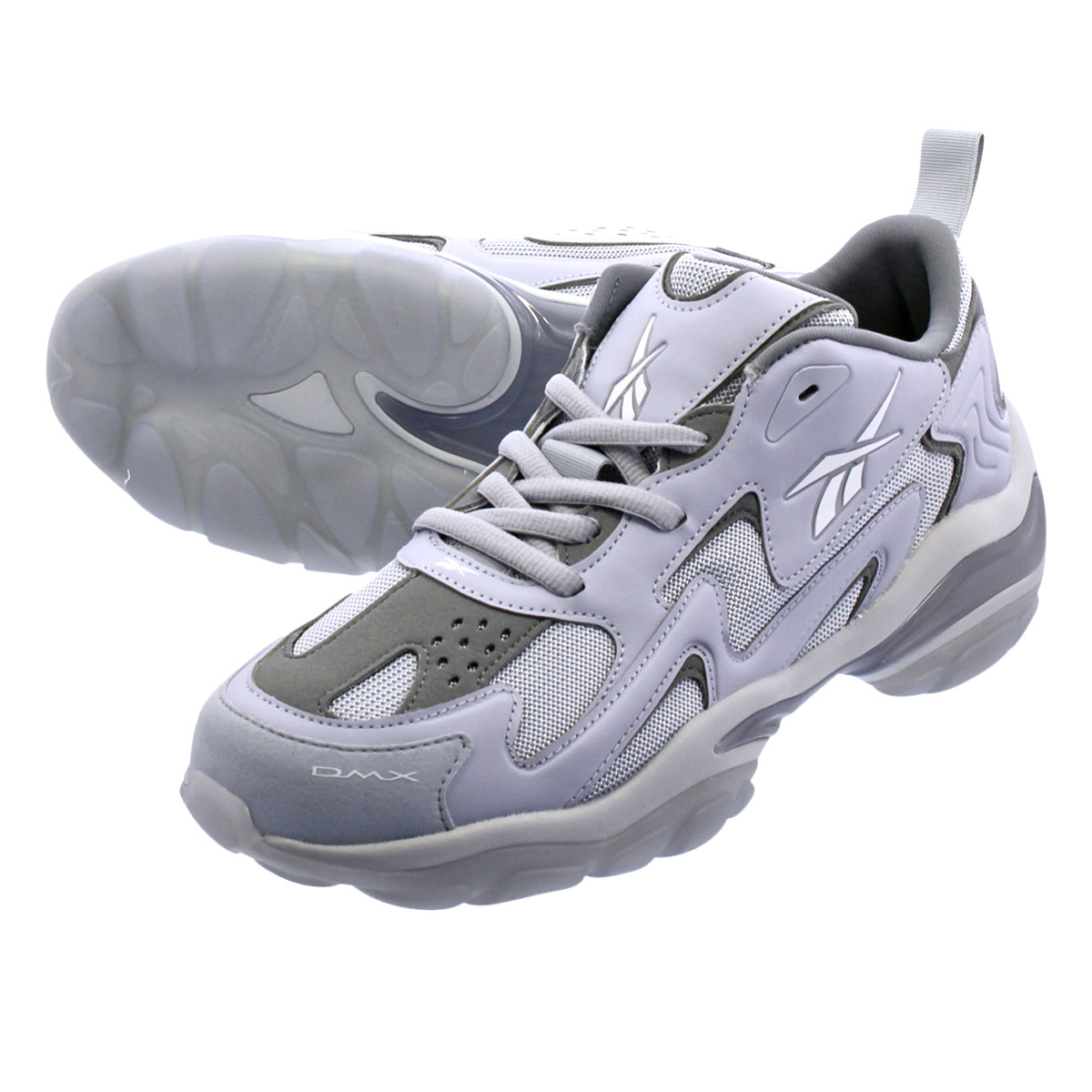 Reebok DMX SERIES 1600 リーボック DMX シリーズ 1600 CLOUD GREY/LEMON ZEST dv5562