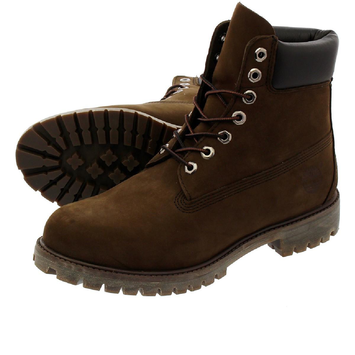 TIMBERLAND 6inch PREMIUM BOOTS Timberland 6 inch premium boot DARK CHOCOLATE b820897b4