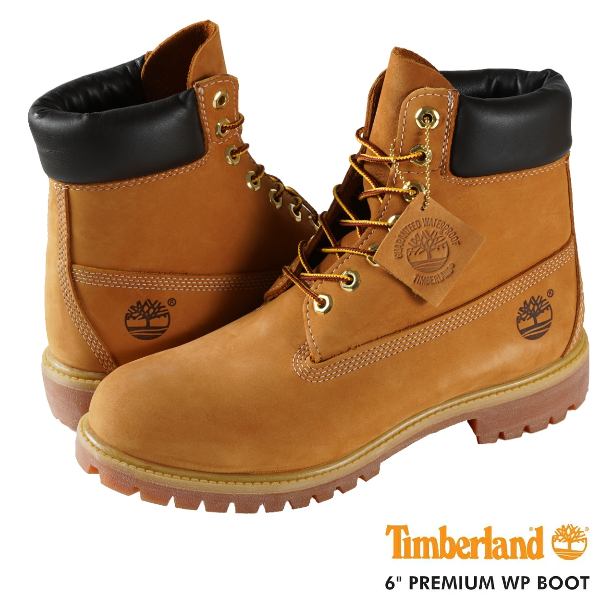 ead8642d537 LOWTEX PLUS  TIMBERLAND 6inch PREMIUM BOOT WHEAT 10061