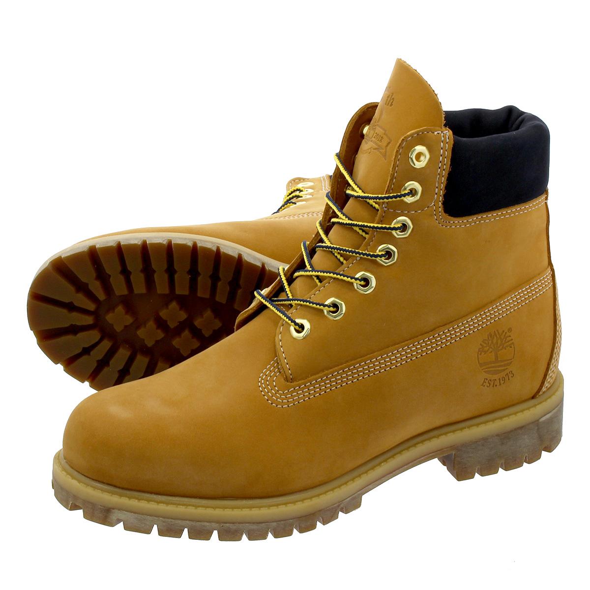 TIMBERLAND 6inch PREMIUM BOOTS 【45th ANNIVERSARY】 ティンバーランド 6インチ プレミアム ブーツ WHEAT NUBUCK a1vxw