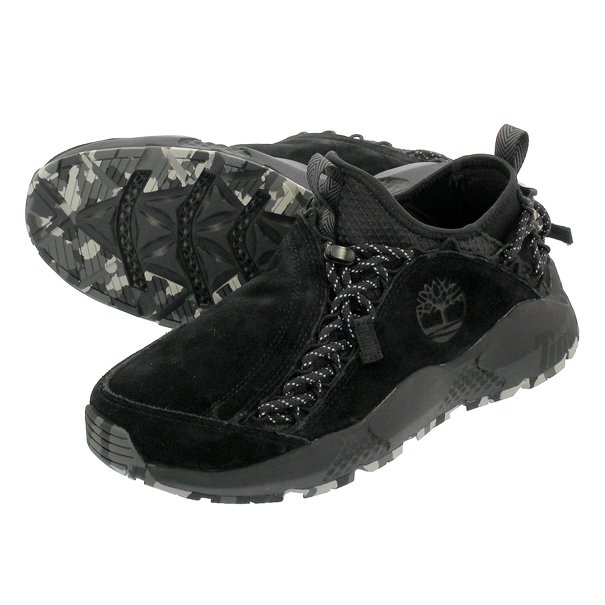 TIMBERLAND RIPCORD BUNGEE Timberland rip cord bungee BLACK SUEDE a1wdb