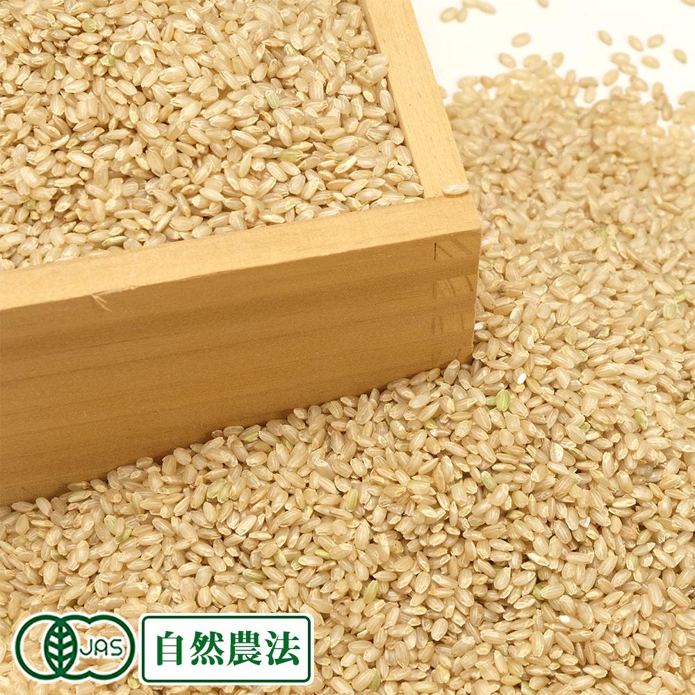 【令和元年度産】つがるロマン 玄米20kg 有機JAS・自然農法 (青森県 中里町自然農法研究会) 産地直送
