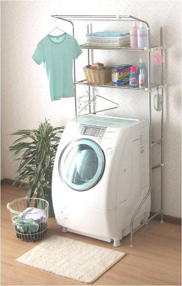 Cough Sui stainless steel washing machine rack DSR-9 10P10Nov13