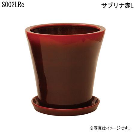 サブリナ赤L  S002LRe