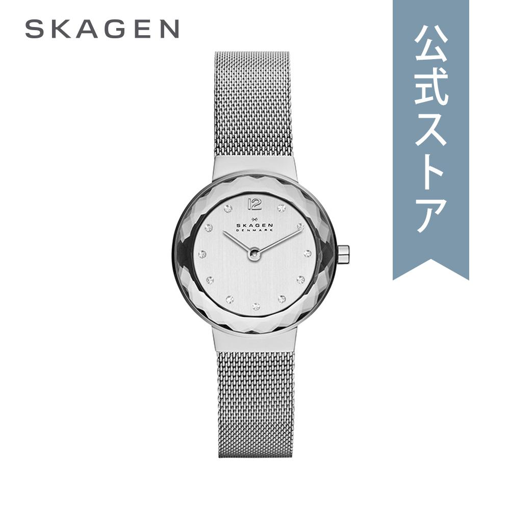 【6/4 20時~ スーパーセール限定 ポイント10倍!】スカーゲン 腕時計 レディース ウォッチ Skagen 時計 レオノラ 456SSS LEONORA 公式 2年 保証