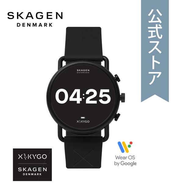 2020 春の新作 スカーゲン スマートウォッチ タッチスクリーン メンズ レディース 腕時計 Skagen 時計 SKT5202 FALSTER3 公式 2年 保証