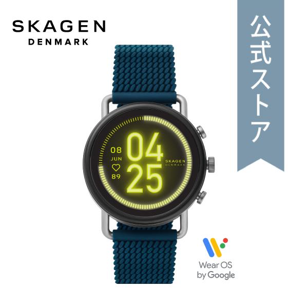 2020 春の新作 スカーゲン スマートウォッチ タッチスクリーン メンズ レディース 腕時計 SKAGEN 時計 ウェアラブル SMART WATCH SKT5203 FALSTER3 公式 2年 保証