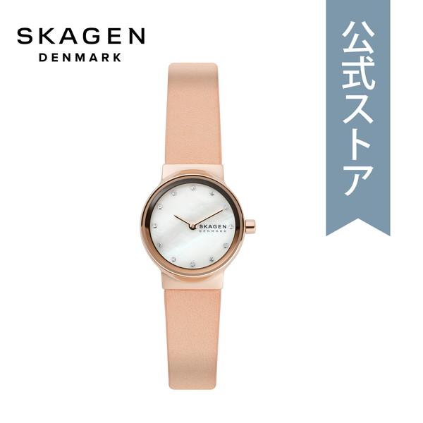 2019 冬の新作 スカーゲン 腕時計 レディース ウォッチ Skagen 時計 ブレスレットセット SKW1113 FREJA 公式 2年 保証