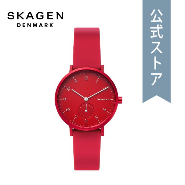 【6/4 20時~ スーパーセール限定 ポイント10倍!】2019 夏の新作 スカーゲン 腕時計 レディース ウォッチ Skagen 時計 SKW2765 AAREN KULOR 36mm 公式 2年 保証