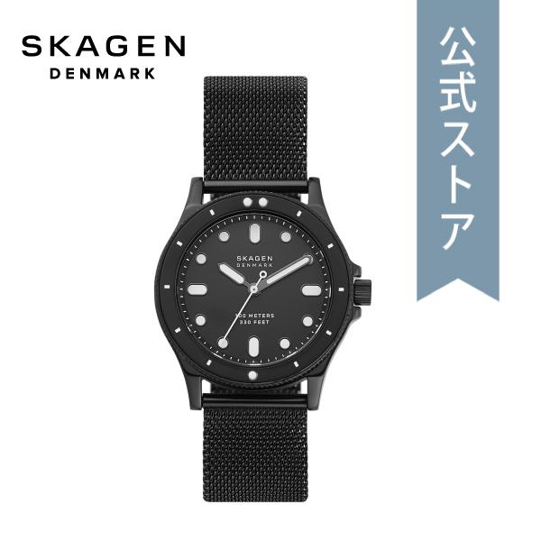 2020 夏の新作 スカーゲン 腕時計 レディース SKAGEN 時計 SKW2917 FISK 公式 2年 保証