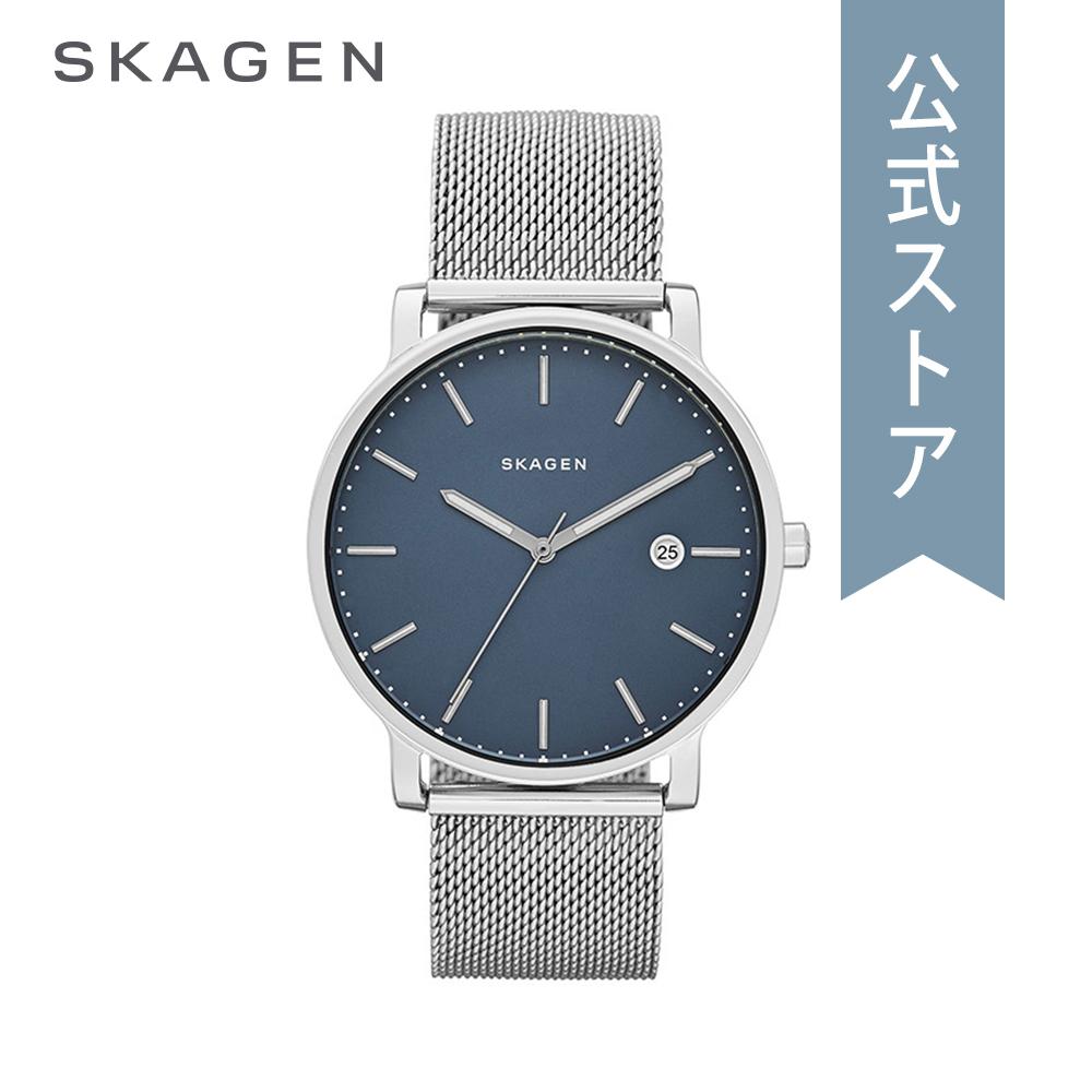 『Fashion week P最大18倍~1/8(火)9:59まで』30%OFF スカーゲン 腕時計 公式 2年 保証 Skagen メンズ ハーゲン SKW6327 HAGEN