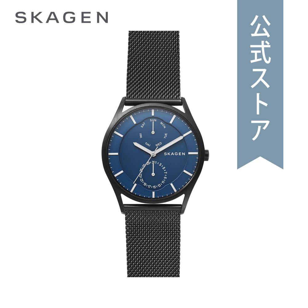 『Fashion week P最大18倍~1/8(火)9:59まで』スカーゲン 腕時計 公式 2年 保証 Skagen メンズ ホルスト SKW6450 HOLST