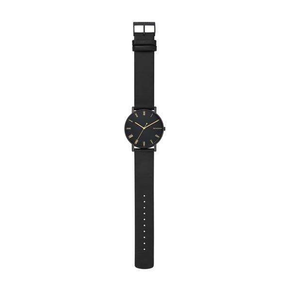 『ショッパープレゼント』【雑誌掲載 MonoMax 12月号】2018 冬の新作 スカーゲン 腕時計 公式 2年 保証 Skagen メンズ シグネチャー SKW6489 SIGNATUR