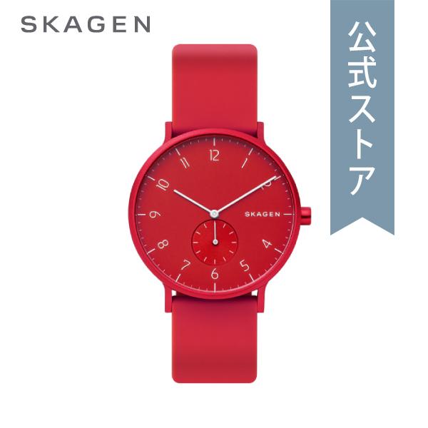【6/4 20時~ スーパーセール限定 ポイント10倍!】スカーゲン 腕時計 メンズ レディース Skagen 時計 アレン SKW6512 AAREN KULOR 41MM 公式 2年 保証