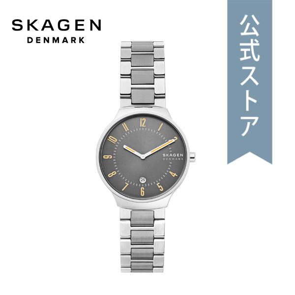 【30%OFF】2019 夏の新作 スカーゲン 腕時計 メンズ ウォッチ Skagen 時計 SKW6523 GRENEN 38mm 公式 2年 保証