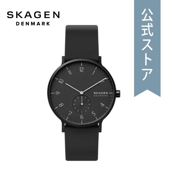 公式ショッパープレゼント 正規品 秀逸 送料無料 一部予約 スカーゲン 腕時計 メンズ ウォッチ Skagen 時計 保証 SKW6544 AAREN 2年 公式 KULOR