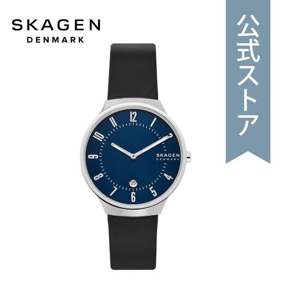 【6/4 20時~ スーパーセール限定 ポイント10倍!】2019 冬の新作 スカーゲン 腕時計 メンズ Skagen 時計 SKW6548 GRENEN 公式 2年 保証