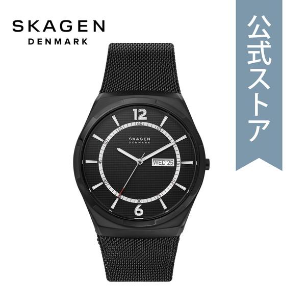 【30%OFF】2019 冬の新作 スカーゲン 腕時計 メンズ Skagen 時計 SKW6576 MELBYE 公式 2年 保証