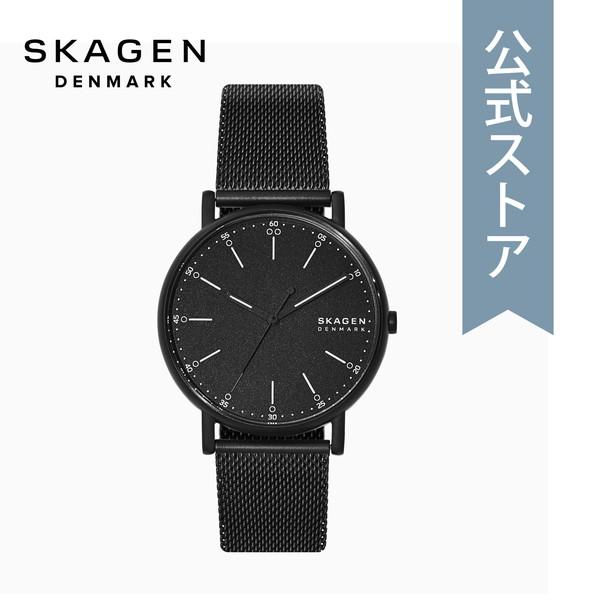 【6/4 20時~ スーパーセール限定 ポイント10倍!】2019 冬の新作 スカーゲン 腕時計 メンズ ウォッチ Skagen 時計 SKW6579 SIGNATUR 公式 2年 保証