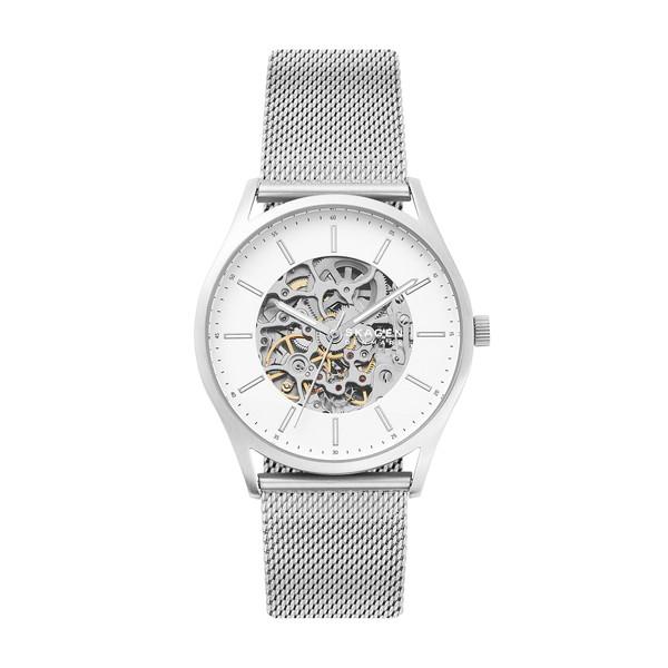 2019 冬の新作 スカーゲン 腕時計 メンズ 自動巻き Skagen 時計 SKW6581 HOLST 公式 2年 保証