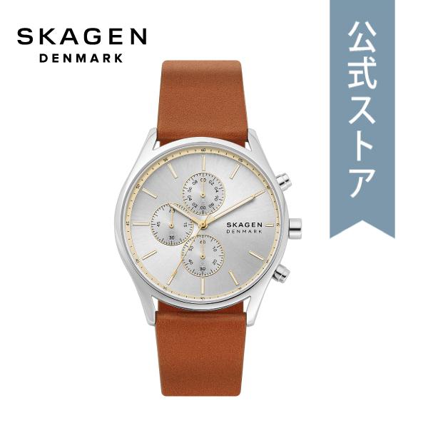 【7/26まで!ポイント10倍!】2020 春の新作 スカーゲン メンズ 腕時計 Skagen 時計 SKW6607 HOLST 公式 2年 保証