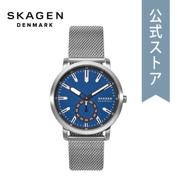 【6/4 20時~ スーパーセール限定 ポイント10倍!】2020 春の新作 スカーゲン メンズ 腕時計 Skagen 時計 SKW6610 Colden 公式 2年 保証