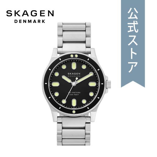 2020 夏の新作 スカーゲン 腕時計 メンズ SKAGEN 時計 SKW6666 FISK 公式 2年 保証