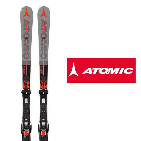 アトミック スキー板 ATOMIC【2019-20モデル】REDSTER S8i + X12 TL GW