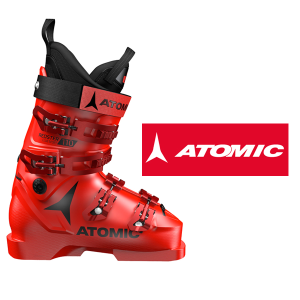 アトミック スキーブーツ ATOMIC【2019-20モデル】RED STER CLUB SPORT 110