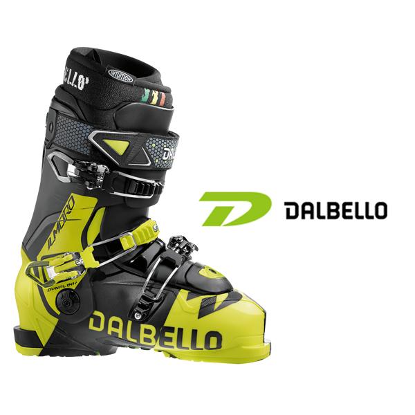 ダルベロ スキーブーツ DALBELLO【2018-19モデル】IL MORO
