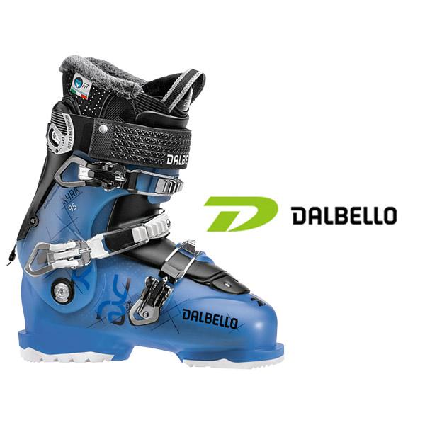 ダルベロ スキーブーツ DALBELLO【2018-19モデル】KYRA95 ( ARCTIC BLUE )