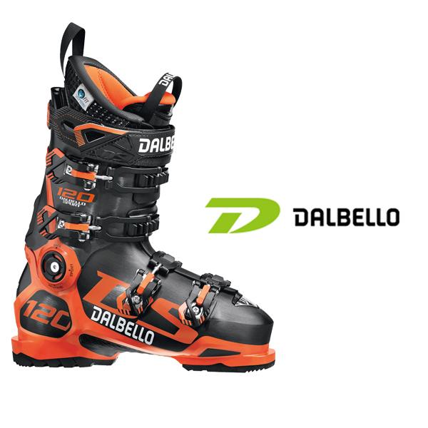 ダルベロ スキーブーツ DALBELLO【2019-20モデル】DS 120(ブラック×オレンジ)