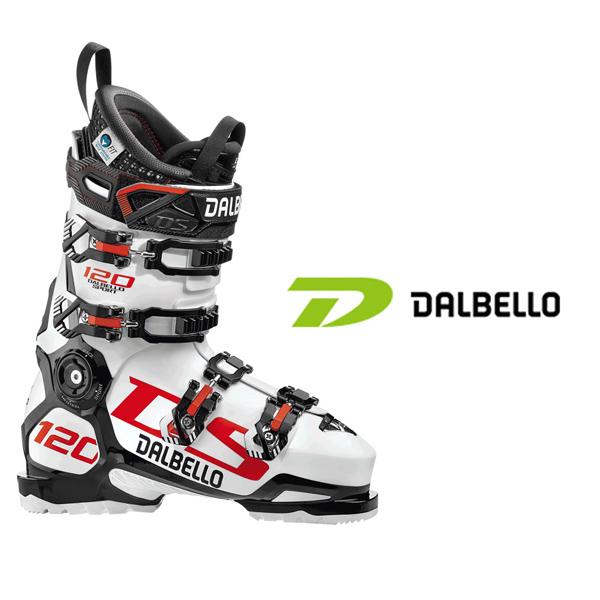 ダルベロ スキーブーツ DALBELLO【2019-20モデル】DS 120(ホワイト×ブラック)