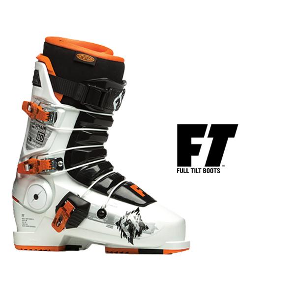 フルチルト スキーブーツ FT【2016-17モデル】FIRST CHAIR 10