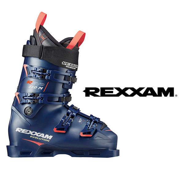 レクザム スキーブーツ REXXAM【2019-20モデル】R-EVO 110M