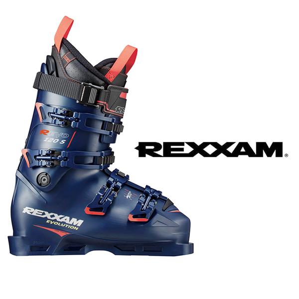 レクザム スキーブーツ REXXAM【2019-20モデル】R-EVO 120S