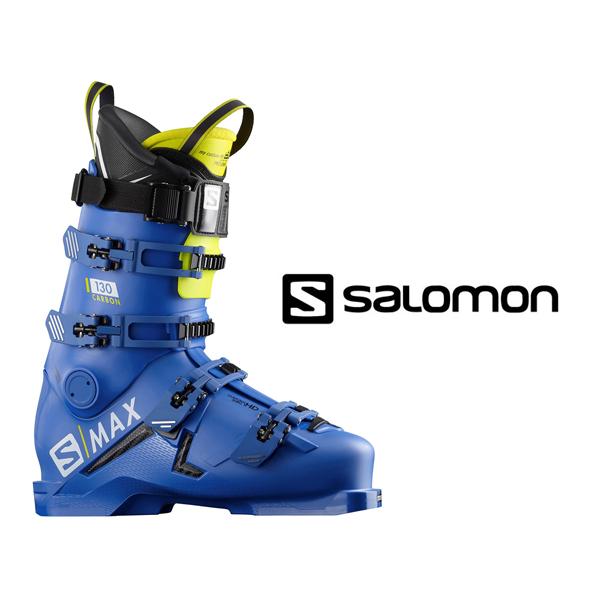 サロモン スキーブーツ SALOMON【2018-19モデル】S/MAX 130 CARBON