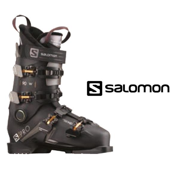 サロモン スキーブーツ SALOMON【2019-20モデル】S/PRO 90 W